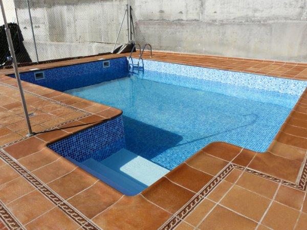 Obras y trabajos de reparaci n y rehabilitaci n de piscinas for Piscina cubierta illescas